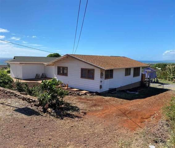 185 Iliahi St, Kaunakakai, HI 96748 (MLS #389421) :: Keller Williams Realty Maui