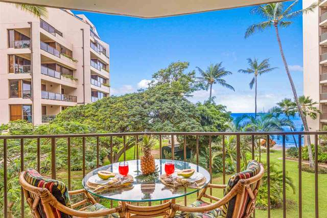 4327 Lower Honoapiilani Rd 301B, Lahaina, HI 96761 (MLS #389424) :: LUVA Real Estate