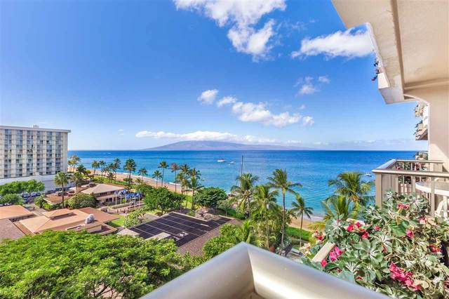 2481 Kaanapali Pkwy 1163V, Lahaina, HI 96761 (MLS #389429) :: Keller Williams Realty Maui