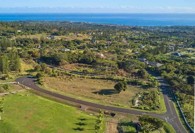 440 Maukele Pl Lot 149, Wailuku, HI 96793 (MLS #389431) :: Hawai'i Life