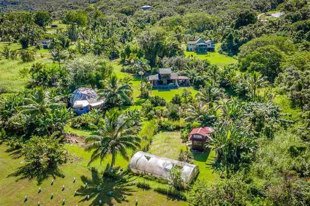 2575 Hana Hwy B, Hana, HI 96713 (MLS #389436) :: Maui Estates Group