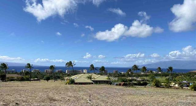 950 Anapuni Pl Lot 55 Phase 1, Lahaina, HI 96761 (MLS #389439) :: Keller Williams Realty Maui