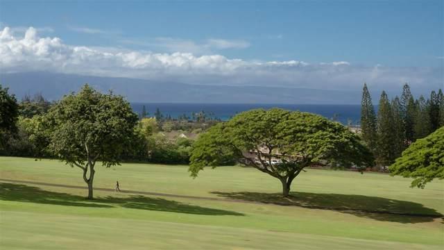 500 Kapalua Dr 17T7, Lahaina, HI 96761 (MLS #389450) :: Maui Estates Group