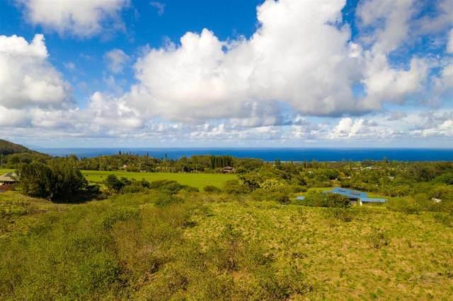 1891 Kauhikoa Rd A, Haiku, HI 96708 (MLS #389468) :: Hawai'i Life