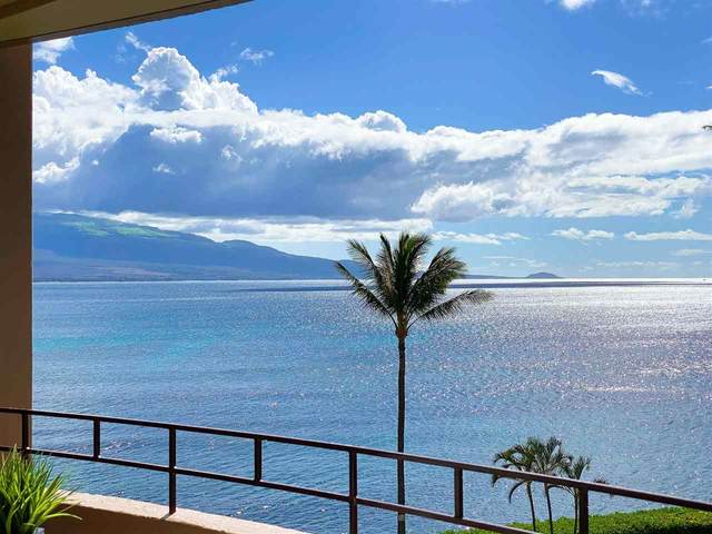 150 Hauoli St #501, Wailuku, HI 96793 (MLS #389471) :: Maui Estates Group