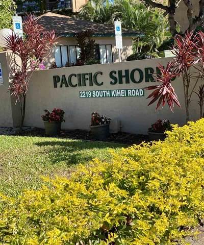 2219 S Kihei Rd A-117, Kihei, HI 96753 (MLS #389473) :: Maui Estates Group