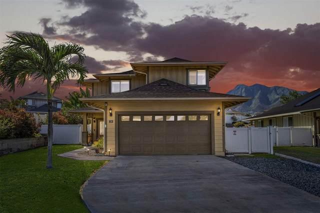136 Anamuli St, Kahului, HI 96732 (MLS #389491) :: Hawai'i Life