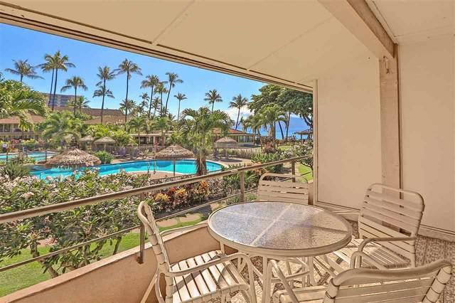 45 Kai Ala Dr D207, Lahaina, HI 96761 (MLS #389494) :: Maui Estates Group