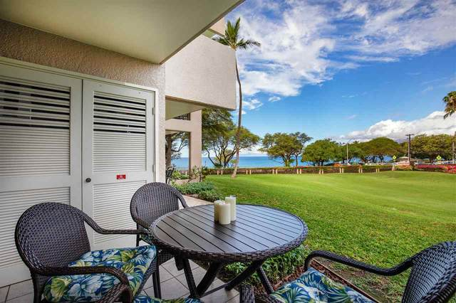 2695 S Kihei Rd #10104, Kihei, HI 96753 (MLS #389498) :: Maui Estates Group