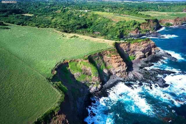 990 N Honokala Rd, Haiku, HI 96708 (MLS #389519) :: Maui Lifestyle Real Estate | Corcoran Pacific Properties