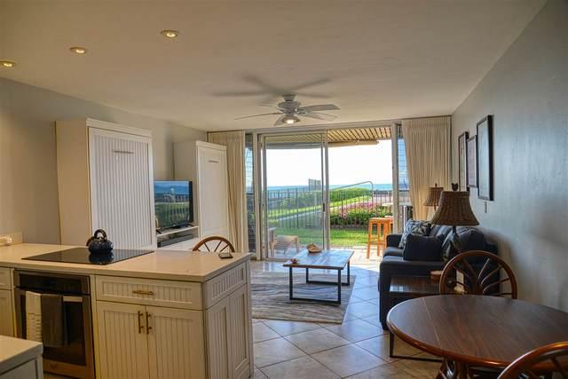 3691 Lower Honoapiilani Rd #115, Lahaina, HI 96761 (MLS #389524) :: Maui Lifestyle Real Estate | Corcoran Pacific Properties