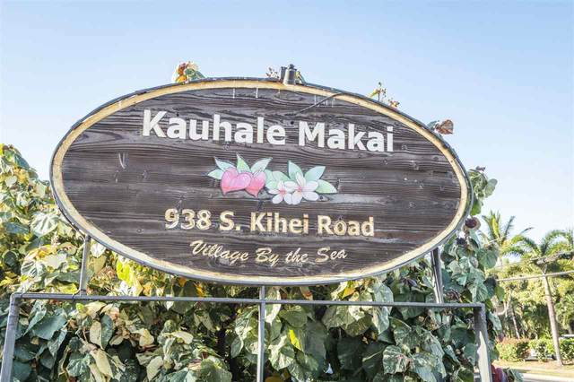 938 S Kihei Rd #108, Kihei, HI 96753 (MLS #389590) :: Coldwell Banker Island Properties