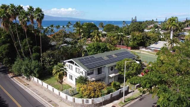 207 Puapihi St, Lahaina, HI 96761 (MLS #389604) :: Maui Lifestyle Real Estate | Corcoran Pacific Properties