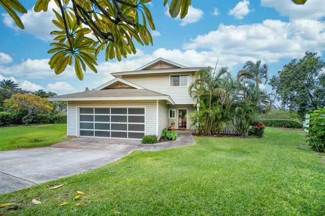 26 Hoe Pl, Paia, HI 96779 (MLS #389620) :: LUVA Real Estate