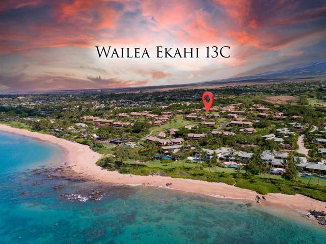 3300 Wailea Alanui Dr 13C, Kihei, HI 96753 (MLS #389621) :: Coldwell Banker Island Properties