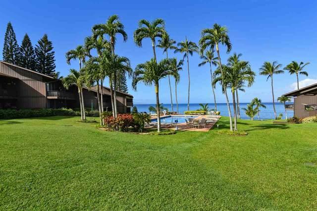 4057 Lower Honoapiilani Rd #122, Lahaina, HI 96761 (MLS #389622) :: Maui Lifestyle Real Estate | Corcoran Pacific Properties