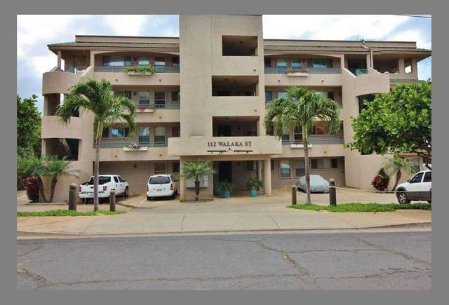 112 Walaka St #101, Kihei, HI 96753 (MLS #389679) :: 'Ohana Real Estate Team