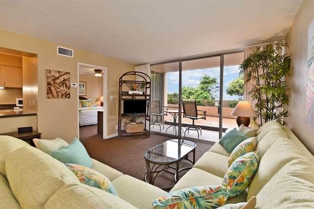 4365 Lower Honoapiilani Rd #106, Lahaina, HI 96761 (MLS #389688) :: Hawai'i Life