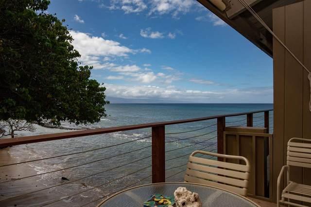3691 Lower Honoapiilani Rd #202, Lahaina, HI 96761 (MLS #389705) :: Hawai'i Life