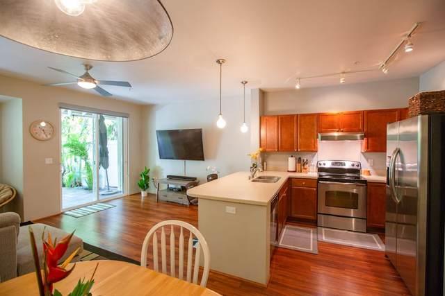 45 E Kuu Aku Ln #315, Lahaina, HI 96761 (MLS #389728) :: LUVA Real Estate