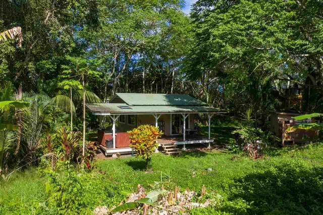 125 Uwala Rd, Hana, HI 96713 (MLS #389747) :: Hawai'i Life