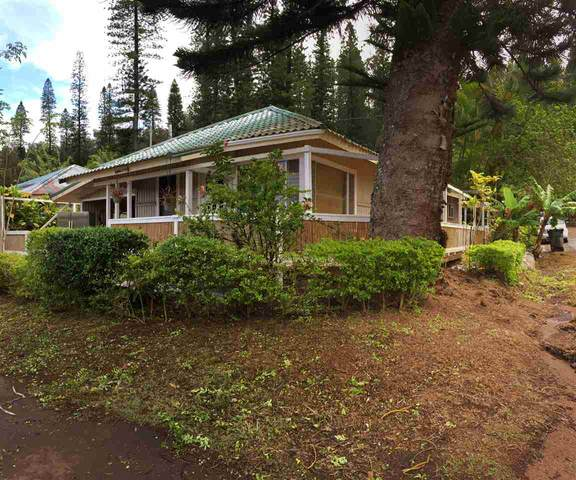 554 Nani St, Lanai City, HI 96763 (MLS #389749) :: Corcoran Pacific Properties