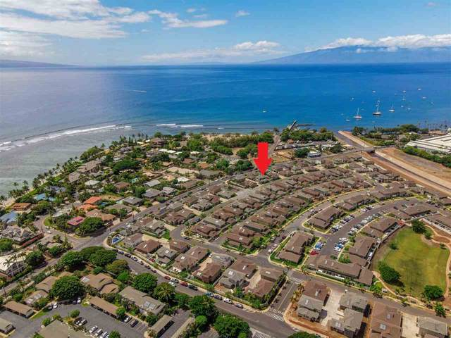 460 Kahoma Village Loop #44, Lahaina, HI 96761 (MLS #389750) :: Corcoran Pacific Properties