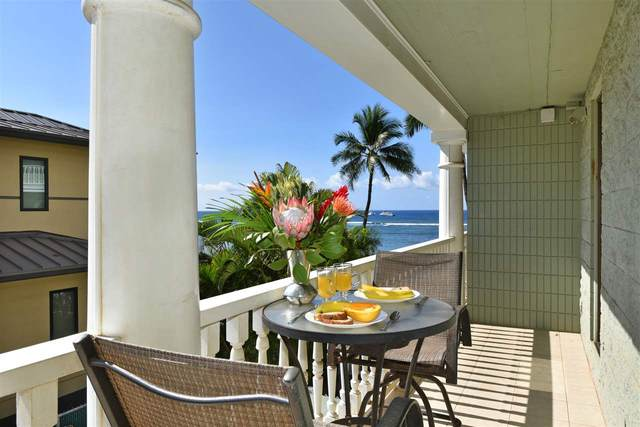 475 Front St #202, Lahaina, HI 96761 (MLS #389809) :: Maui Lifestyle Real Estate | Corcoran Pacific Properties
