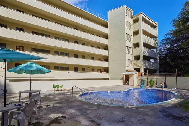 1063 Lower Main St #604, Wailuku, HI 96793 (MLS #389816) :: LUVA Real Estate