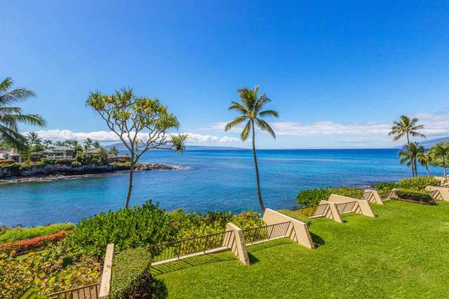 5295 Lower Honoapiilani Rd C24, Lahaina, HI 96761 (MLS #389856) :: Team Lally