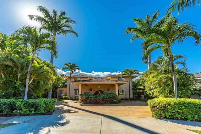 3386 E Lani Ikena Way, Kihei, HI 96753 (MLS #389878) :: Corcoran Pacific Properties