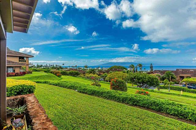 50 Puu Anoano St #3503, Lahaina, HI 96761 (MLS #389885) :: Maui Lifestyle Real Estate | Corcoran Pacific Properties