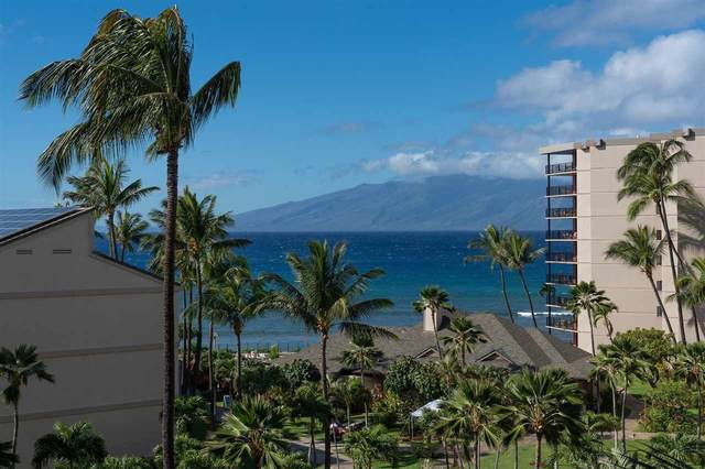 3445 Lower Honoapiilani Rd #645, Lahaina, HI 96761 (MLS #389896) :: EXP Realty