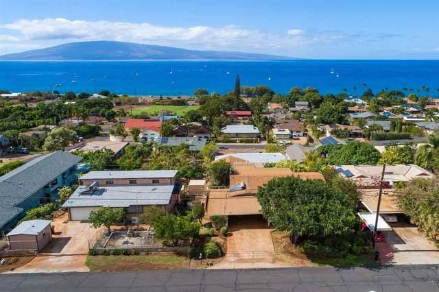 1581 Aa St, Lahaina, HI 96761 (MLS #389902) :: Maui Lifestyle Real Estate | Corcoran Pacific Properties