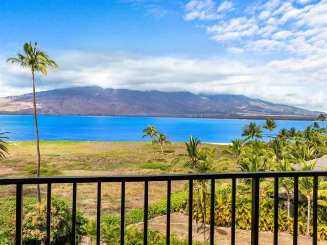 938 S Kihei Rd #608, Kihei, HI 96753 (MLS #389913) :: Coldwell Banker Island Properties