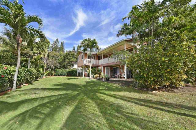 5448 Lower Honoapiilani Rd, Lahaina, HI 96761 (MLS #389937) :: EXP Realty