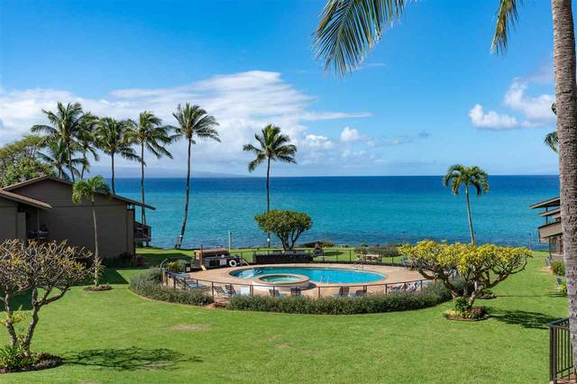3975 Lower Honoapiilani Rd #211, Lahaina, HI 96761 (MLS #389938) :: EXP Realty