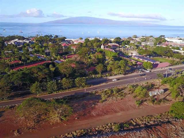 0 Honoapiilani Hwy, Lahaina, HI 96761 (MLS #389942) :: Corcoran Pacific Properties