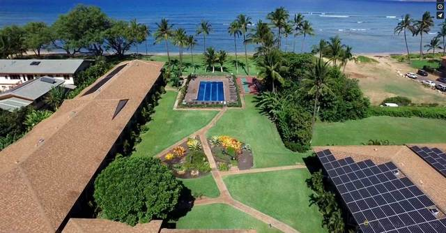 49 W Lipoa St #108, Kihei, HI 96753 (MLS #389959) :: Team Lally