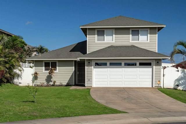 57 W Makaukau Loop, Wailuku, HI 96793 (MLS #389966) :: Coldwell Banker Island Properties