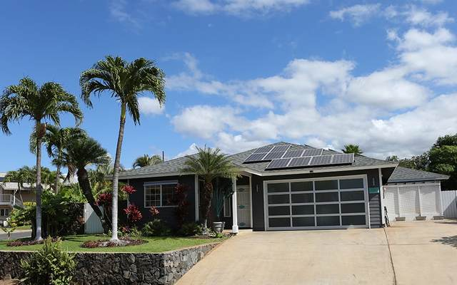 2597 Lioholo Pl, Kihei, HI 96753 (MLS #389970) :: Team Lally