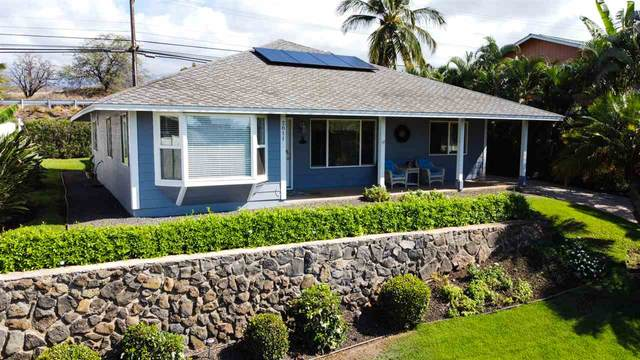 2811 Panepoo St, Kihei, HI 96753 (MLS #389977) :: Team Lally