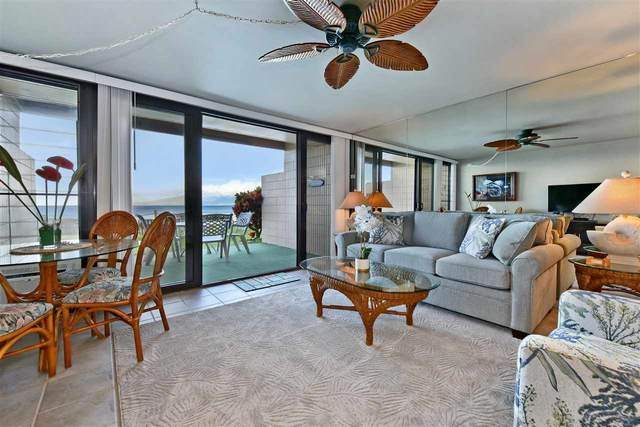 3785 Lower Honoapiilani Rd #106, Lahaina, HI 96761 (MLS #389985) :: EXP Realty