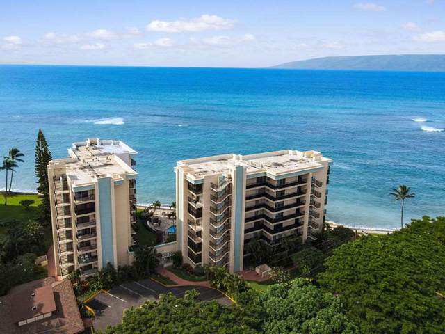 4401 Lower Honoapiilani Rd A703, Lahaina, HI 96761 (MLS #389987) :: EXP Realty