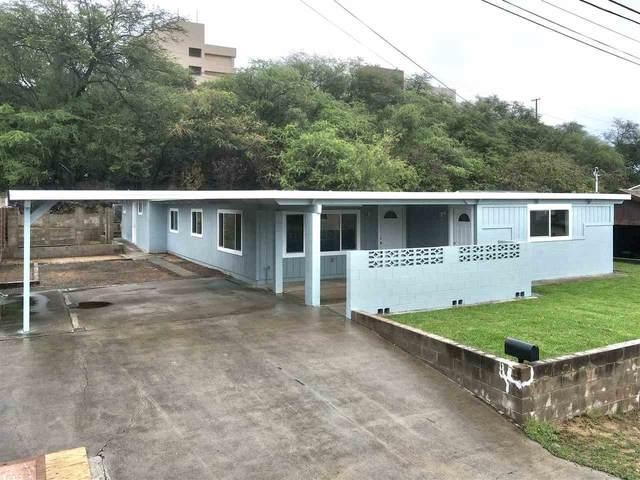 780 Pala Cir, Kahului, HI 96732 (MLS #389990) :: LUVA Real Estate