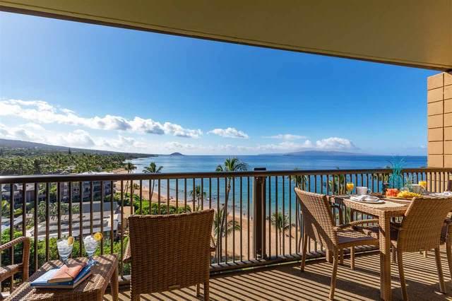 2960 S Kihei Rd #810, Kihei, HI 96753 (MLS #389998) :: Corcoran Pacific Properties