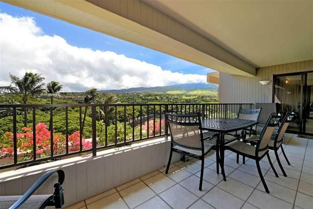 50 Nohea Kai Dr Ii-604, Lahaina, HI 96761 (MLS #390011) :: Corcoran Pacific Properties