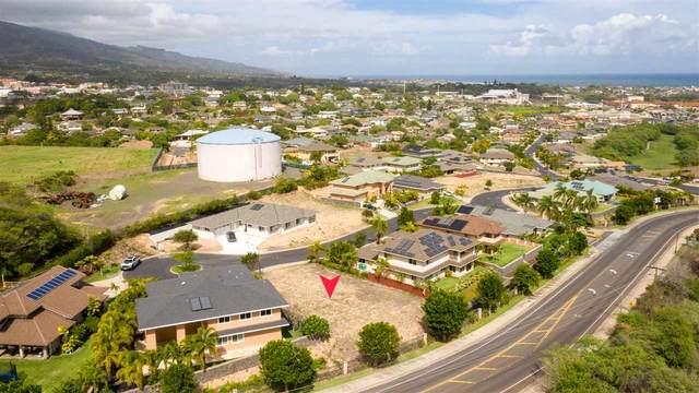 27 Onekea Pl, Wailuku, HI 96793 (MLS #390012) :: Corcoran Pacific Properties