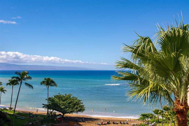 4299 Lower Honoapiilani Rd #456, Lahaina, HI 96761 (MLS #390017) :: EXP Realty