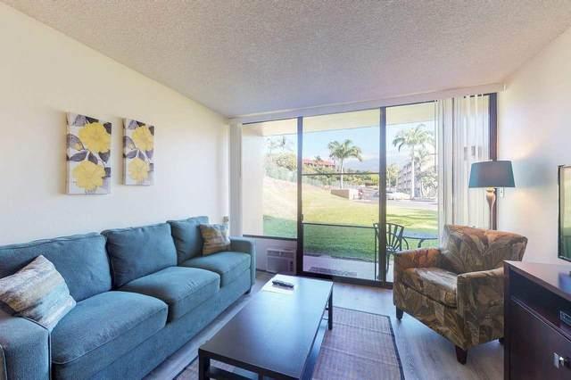 2219 S Kihei Rd A106, Kihei, HI 96753 (MLS #390060) :: Coldwell Banker Island Properties